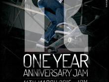 One Year Anniversary Jam!
